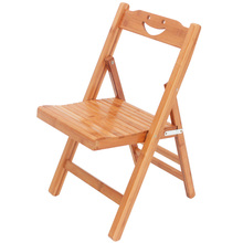 цена на Mini Folding Chair Stool Multi-Function Bamboo Chair Balcony Living Room Leisure Chair for Kids Portable Fishing Stool Compact