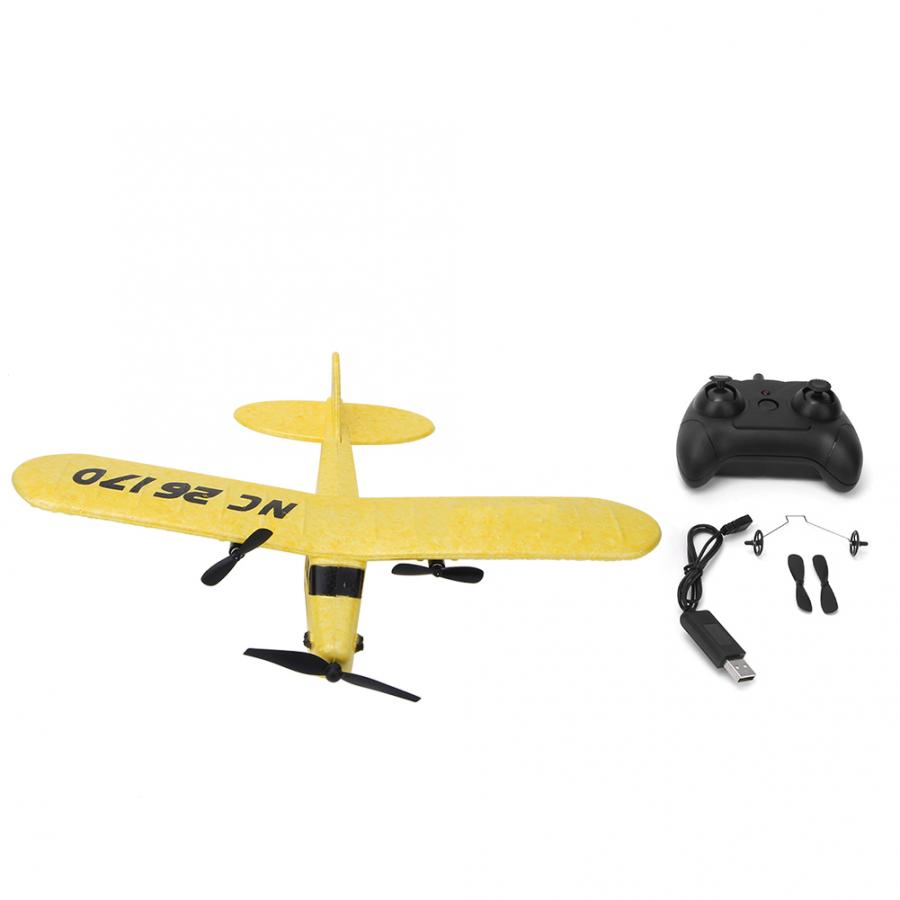 Hot RC Quadcopter Drone EPP Craft Foam Electric Outdoor Remote Control Glider <font><b>FX</b></font>-<font><b>803</b></font> Remote Control Airplane DIY Fixed Wing Airc image