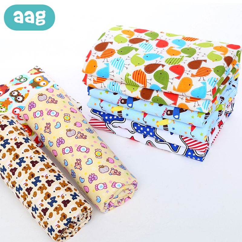 AAG 60 80CM Baby Diaper Changing Mat Pad Table 3 Layers Waterproof Baby Newborn Urine Changing Station Mattress Sheet Cover in Changing Pads Covers from Mother Kids