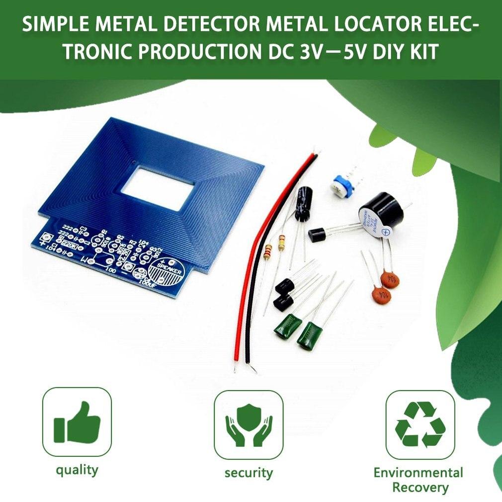 Navigationszubehr GPS-Module Simple Metal Detector Metal Locator ...