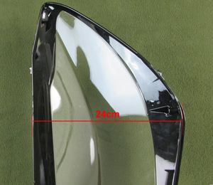 Image 5 - For 2015 2018 New Mercedes Benz W205 C180  C200  C260L  C280  C300  Lampshades Headlamps Transparent Lampshade Headlight Shell
