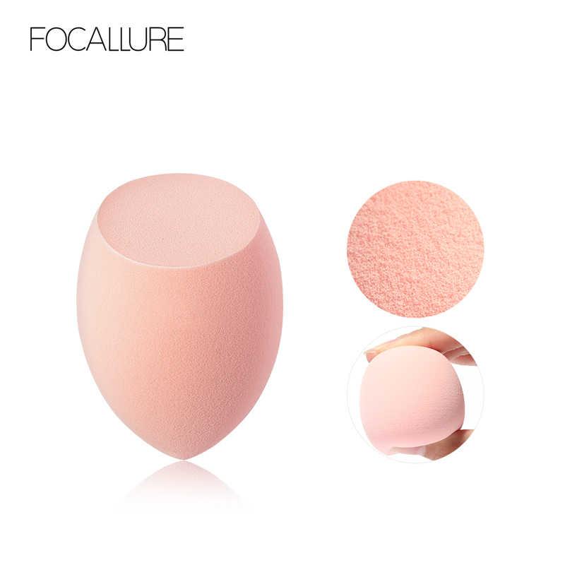 FOCALLURE maquillaje profesional esponja mezcladora base suave agua Cosmética Maquillaje soplo