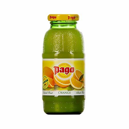 Succo Di Frutta Pago Orange 12x20cl
