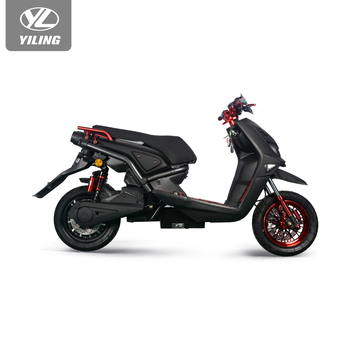 1500W Citycoco Electric Mopeds Vehicle Eletric Motorcycle Scooter Electrica Motocycleta Electric Scooters Big Wheel For Adult 2