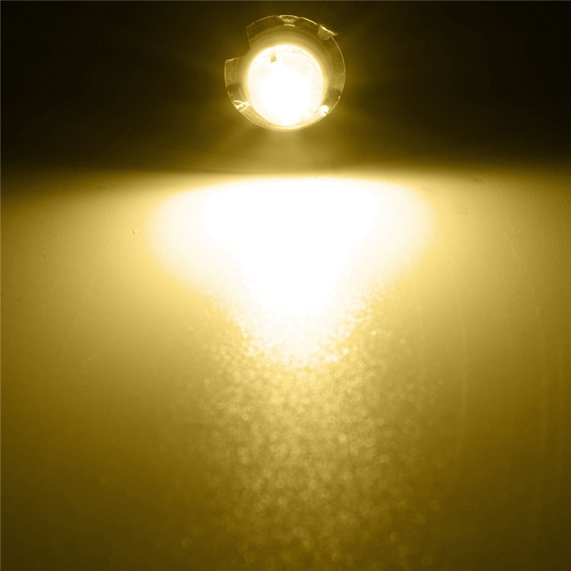 Купить с кэшбэком LED For Focus Flashlight Replacement Bulb P13.5S PR2 0.5W led Torches Work Light Lamp 60-100Lumen DC 3V 4.5V 6V Warm/Pure White