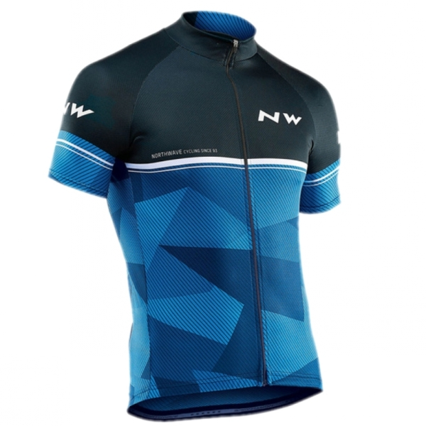<font><b>NW</b></font> <font><b>2019</b></font> <font><b>Northwave</b></font> Men's Cycling Jerseys Short Sleeve Bike Shirts MTB Bicycle Jeresy Cycling Clothing Wear Ropa Maillot Ciclismo image