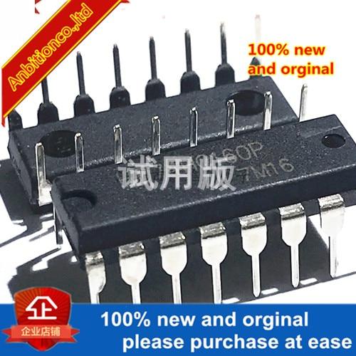 10pcs 100% New Original  HD74HC160P 74HC160 DIP-16 SN74HC160N In Stock