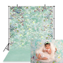 NeoBack Spring Vintage Classic Floral Newborn Baby Photocall Backdrop Professional Studio Large Photography Backgrounds In Stock