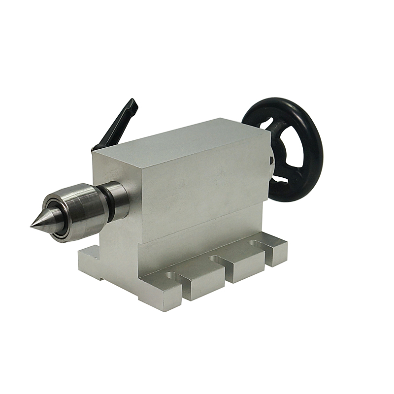 CNC reitstock-B 4 Achse MT2 Drehachse Drehmaschine Gravur Maschine Spannfutter für mini CNC 3020 3040