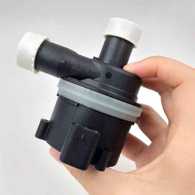 Pompe à eau auxiliaire de refroidissement | Nouvelle pompe à eau auxiliaire de haute qualité 059 121 012B pour Volkswagen VW Amarok Touareg/Audi A4 A5 A6 Q5 Q7 059121012B