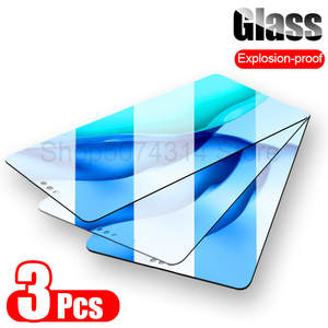 3Pcs Tempered Glass For Huawei Honor 8X 10 20 9 Lite 10i 20i 8A 8S 9X Screen Protector For Honor 20 10 9X Pro Protective Glass
