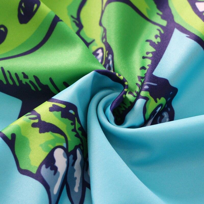 KID'S Swimwear BOY'S One-piece Dinosaur Swimsuit Sun-resistant Baby Infants Cute Tour Bathing Suit Small CHILDREN'S Set
