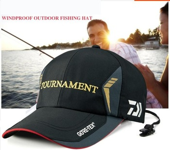 2020 New Summer Sport Cap Fishing Hat Anti-water Sunscreen Breathable Sea Fishing Leisure Caps Hats For Men Camping Hat 1