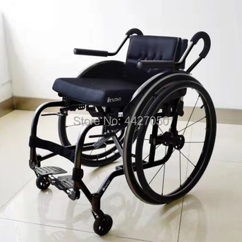2020 New Style Cost-effective Foldable Manual / Sport Wheelchair