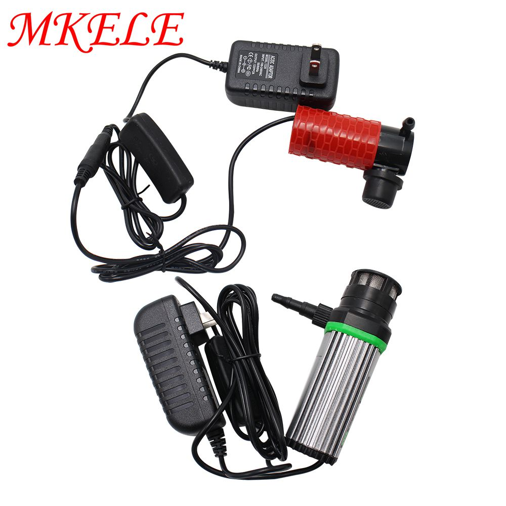 30W Water Transfer Submersibile Pump 8L/Min Brushless Motor Pump For Slotting Perforating Cutting Machine Household Bathing