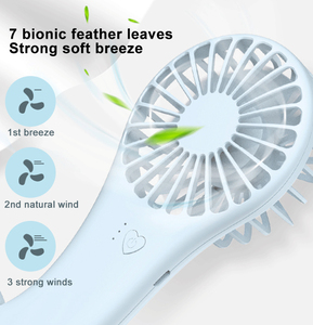 2020 Mini Portable Pocket Fan Cool Air Hand Travel Cooler Cooling Mini Fans Power Office Outdoor Home Mini Fan