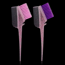 Comb Hair-Dye-Brush Glitter-Hair for And Root Touch-Up Rounded Galaxy