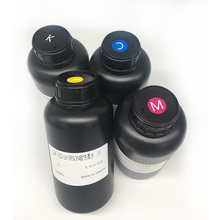 LED UV soft Ink for EP Printhead DX5 DX7 XP600 Head 1000ML Per bottle uv ink for konica 512 1024 printhead