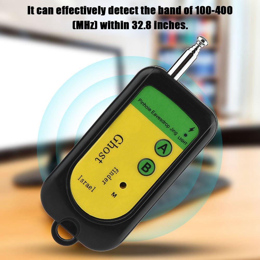Wireless Signal Detector Anti Spy Detectors Camera Finder For Hotel Restaurant