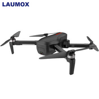 LAUMOX W10 Drone GPS 5G WIFI FPV With 4K HD Camera Brushless Selfie Foldable RC Quadcopter Dron Vs ZLRC Beast SG906 CG033 F11 - DISCOUNT ITEM  31% OFF All Category