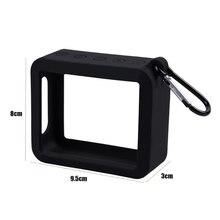 Durable Silicone Case Protective Cover Speaker Case for JBL GO 2 GO2 Speaker