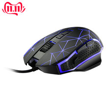 Office Home Use Laptop Computer Mouse Mice USB Wired Gaming Mouse Laptop Computer Mice 3200DPI RGB Light 9 Buttons Gaming Mouse cheap MagiDeal CN(Origin) 157g Opto-electronic Mini Rechargeable Dec-04 1 Piece Wired Game Mouse Right