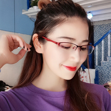 Zilead Men Women Retro Metal Half Frame Presbyopic Eyeglasses Anti Fatigue For Parents Unbreakable Classical Reading Glasses