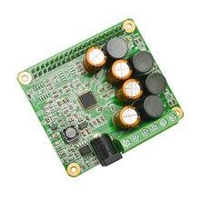 Placa de expansión Raspberry Pi HIFI AMP, módulo de Audio, tarjeta de sonido de potencia clase D de 25W, placa de expansión para Raspberry Pi 4 3 B + Pi Zero