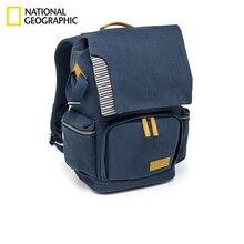 """Professionnel National géographique MC 5350 SLR appareil photo sac à dos appareil photo numérique sacs MC5350 peut sadapter pour 17 """"ordinateur portable"""