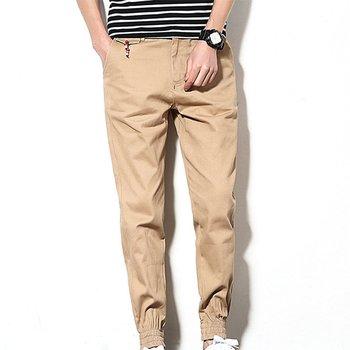 Ανδρικό βαμβακερό παντελόνι σε 5 χρώματα.