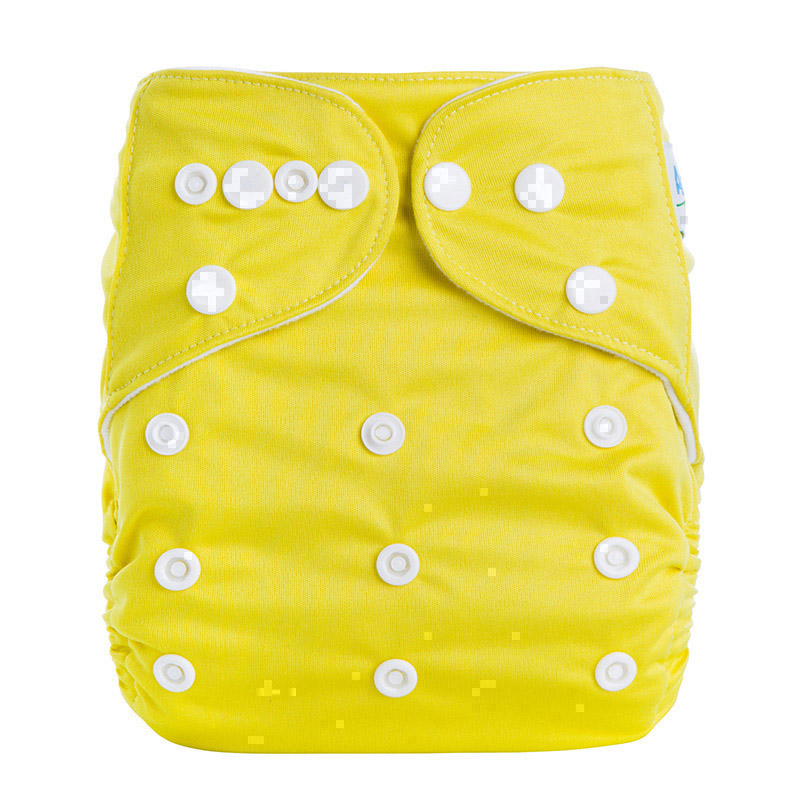 Cloth Nappies All In One Cloth Diapers Reusable Baby Pocket Cloth Diapers Without Insert A2