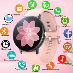 LIGE2020 New Smart watch Ladies men Full touch fitness tracker Blood pressure sleep smart clock ladies smartwatch for Xiaomi