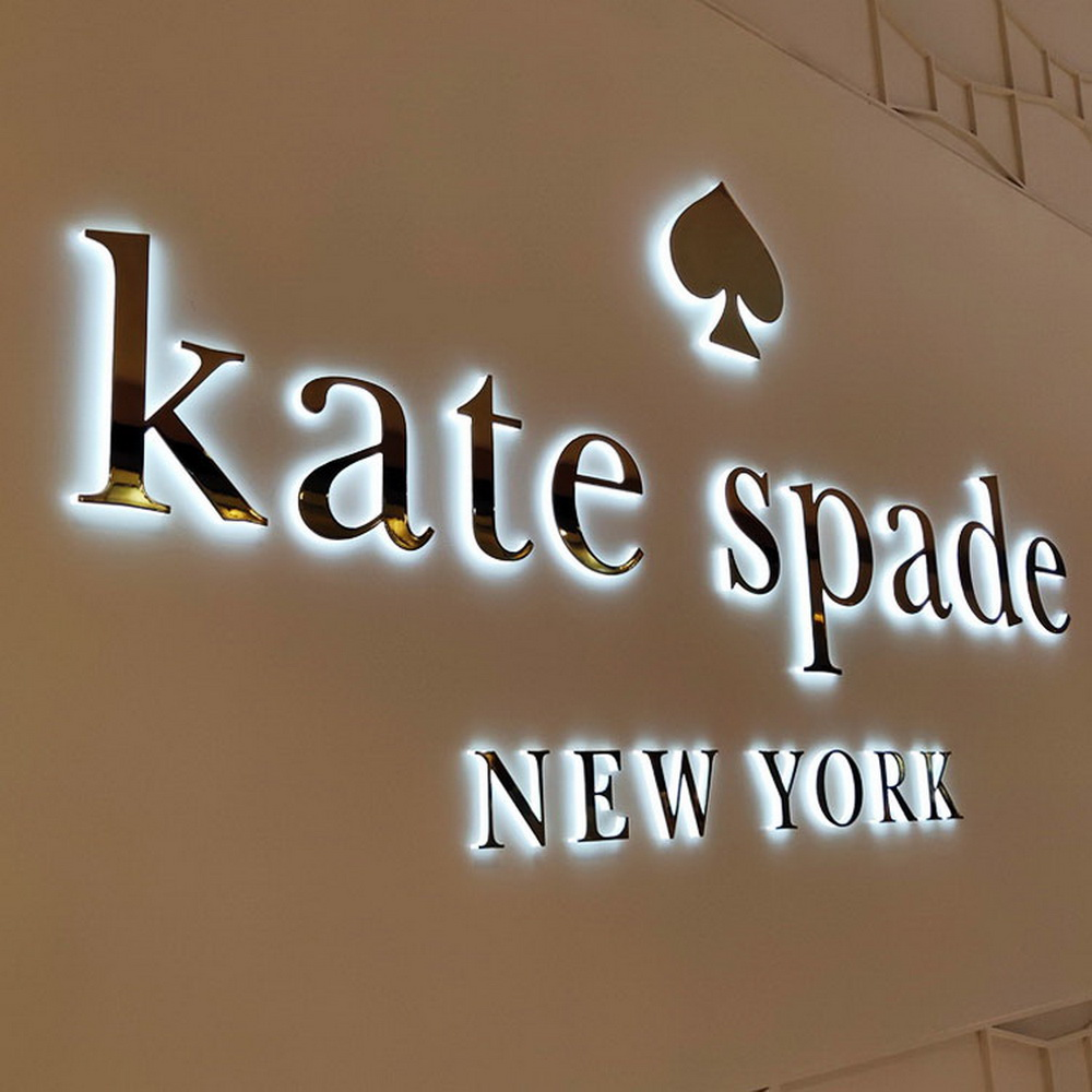High Quality Led Sign Acrylic Backlit Cut Letter Sign With Vocuum Coating Surface Customized For Shop /company /wedding