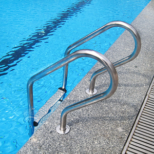 Swimming Pool Escalator Pedal Stainless Steel Pedal Swimming Pool Step Underwater Step Ladder Fast Delivery Pool Escalator Pedal(China)