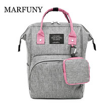 Nappy Backpack Bag Mummy Large Capacity Bag Mom Baby Multi-function Waterproof Outdoor Female Travel Diaper Bags For Baby Care