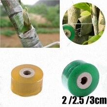 2/2. 5/3 см x 100 м/1 рулон лента пересадочная садовый инвентарь фруктовое дерево секаторы привить первобытным людям филиал садоводства на поясе ПВХ связующая лента