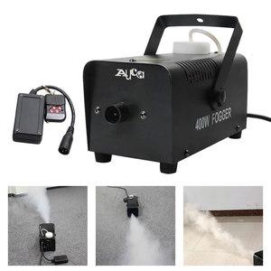 400W Disinfectant Fogger Smoke Fog Generator Machine Spray Gun For DJ Party Wedding Stage Effect Car Disinfection Atomizador