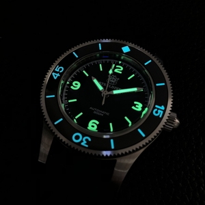 Image 2 - STEELDIVE 1952 Worlds First Dive Watch Fifty Fathoms Steel Diving Watch 300m Mens Automatic Mechanical Watches Sapphire Luxury
