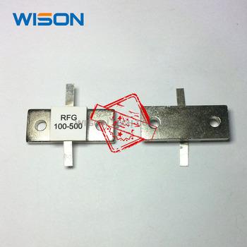RFG100-500 wytycznych W sprawie finansowania ryzyka 100-500 RFP500-100 500 watów 100 ohm 500 W 100R manekina rezystor obciążenia podwójne PIN tanie i dobre opinie DE (pochodzenie)