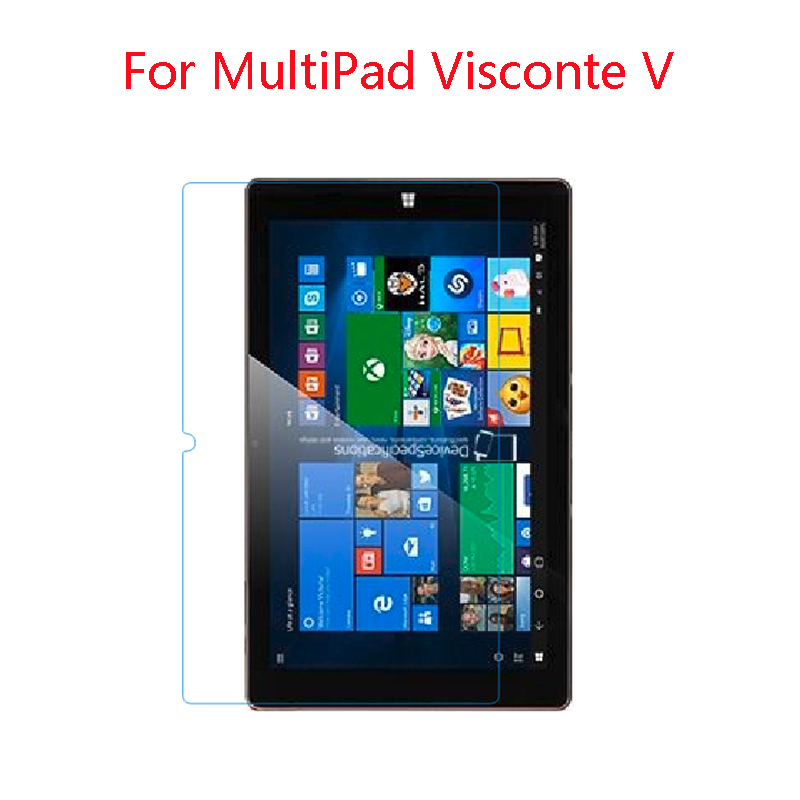 2-pack For Prestigio  MultiPad Visconte V,thunder 70i,80i 3g,visconte,2,3,4u,a  Nano TPU Screen Protection Film