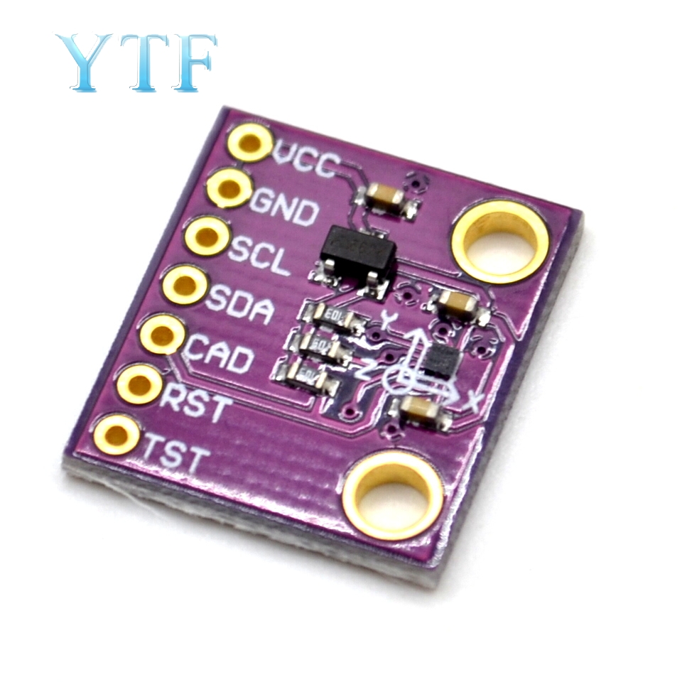 CJMCU-9911 AK09911C Geomagnetic Hall Sensor Three Axis Magnetometer Compass Module