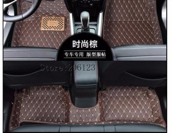 For Suzuki Vitara Escudo 2016 2017 2018 Car styling Interior Black Floor Mats Pads Carpets Car Styling