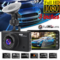 3-дюймовый Full HD 1080P 32G вождение автомобиля Регистраторы 170 ° автомобиля Камера видеорегистратор HDR Dash cam с детектором движения Ночное Видение G...