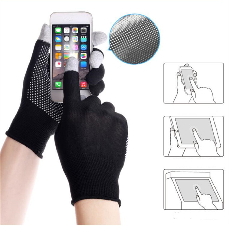 Breathable Anti-skid Summer Gloves Touch Screen Thin Riding/Driving/Mountaineer Wrist Gloves Men Women Sport Running