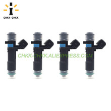 CHKK-CHKK Car Accessory 25186566 Fuel Injector for CHEVROLET SPARK 2012~2015 1.2L L4