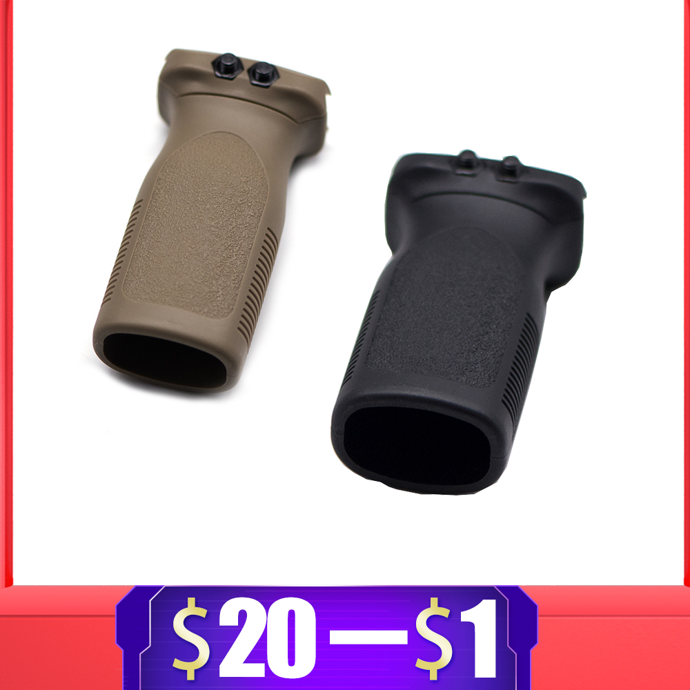 Tactical Nylon Grip Handle For AR15 M4 M16 JinMing8 Jinming9 Gen9 Air Gun Airsoft Gel Blaster Rifle Paintball Accessories