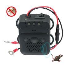 Car Ultrasound Mouse Repeller Intelligent Sensor Circuit Protection Repeller 23GC
