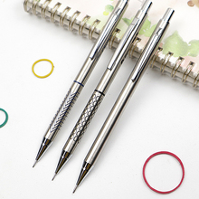 Mechanical-Pencil Painting School-Supplies Professional Full-Metal for And 2pcs/Lot High-Quality