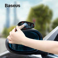 Baseus 1 Coppia Car Blind Spot Specchio per Auto Retrovisore Ausiliario Specchio Hd Grande Vista Vetro Convesso Ampio Angolo di Visione Posteriore specchio
