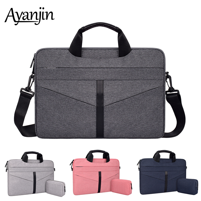 Handbag Shoulder Bags 14 15 6 inch For font b Macbook b font Air 13 Pro